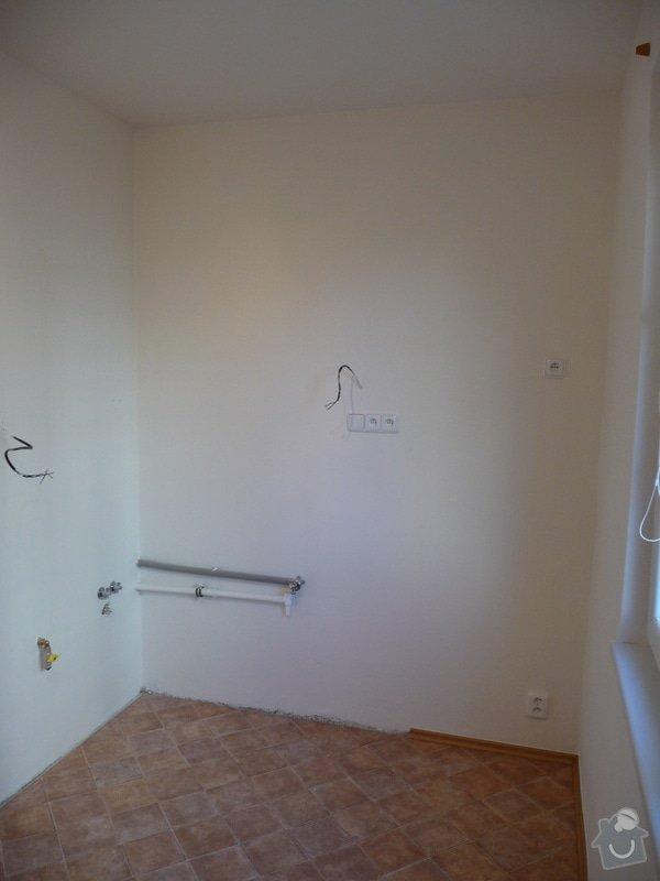 Rekonstrukce bytu 2+1 - bourací práce, jádro, podlahy: 13_kuchyn_hotovo