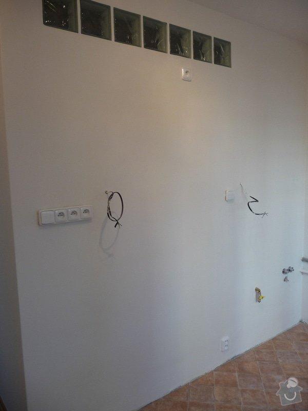 Rekonstrukce bytu 2+1 - bourací práce, jádro, podlahy: 14_kuchyn_luxfery