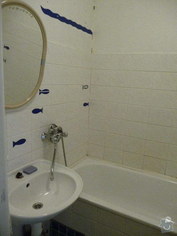 Rekonstrukce bytu 2+1 - bourací práce, jádro, podlahy: 30_puvodni_koupelna