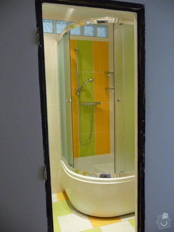 Rekonstrukce bytu 2+1 - bourací práce, jádro, podlahy: 36_koupelna_hotovo