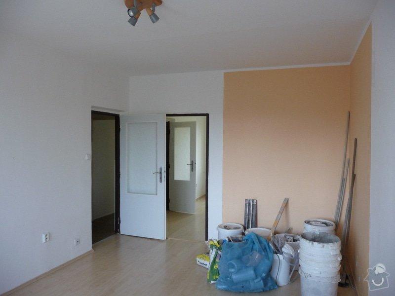Rekonstrukce bytu 2+1 - bourací práce, jádro, podlahy: 40_puvodni_pokoj
