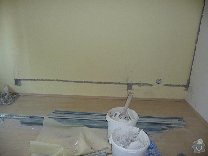 Rekonstrukce bytu 2+1 - bourací práce, jádro, podlahy: 42_elektrika