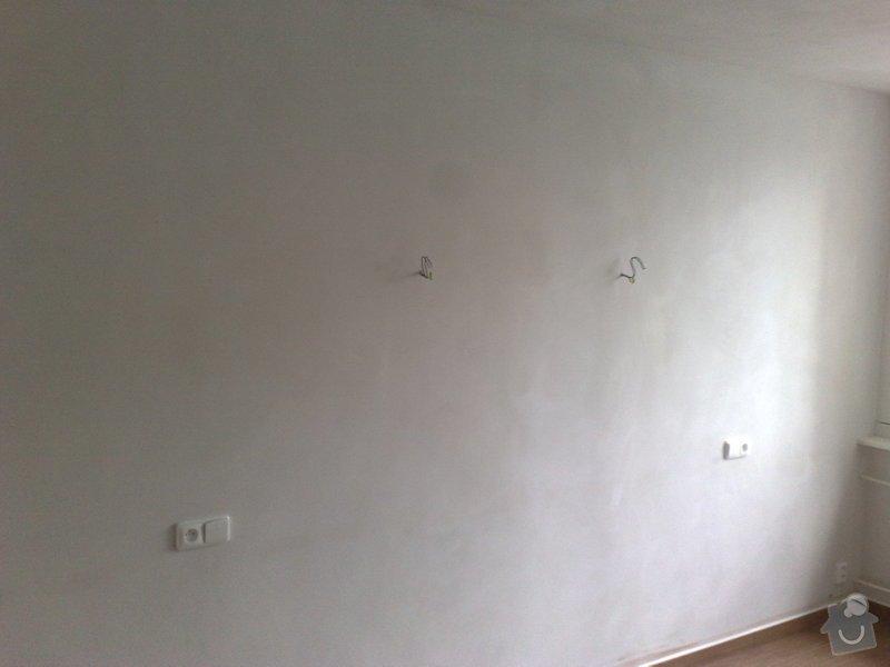 Elektroinstalace ložnice: 09092011855