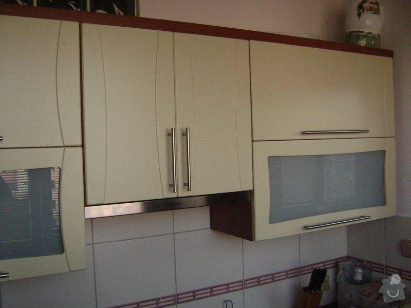 Kuchynská linka: DSC00396