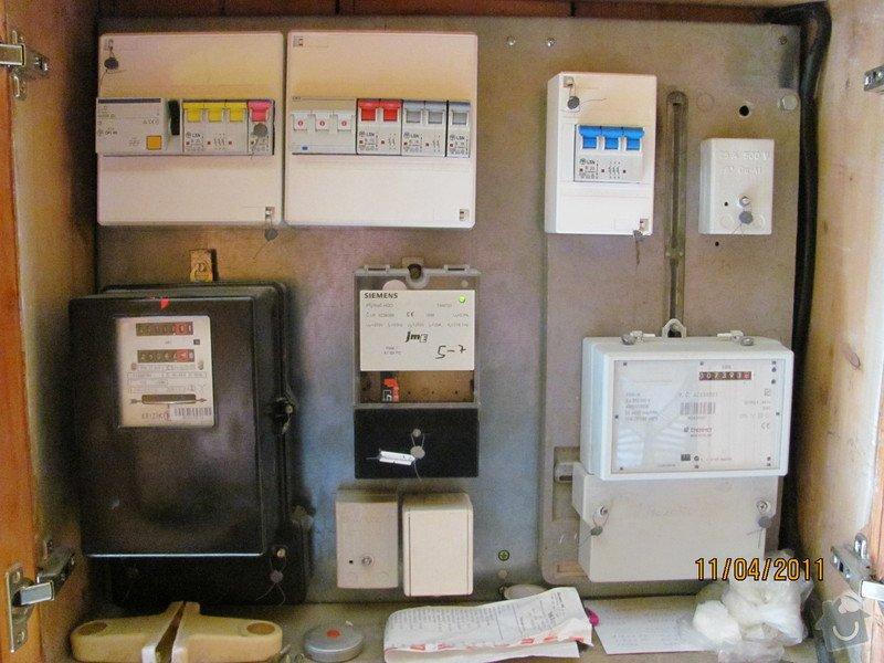 Malířské, elektroinstalační a sádrokartonářské práce v domě: IMG_1582
