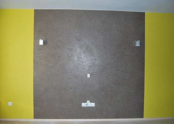 Malby interiéru