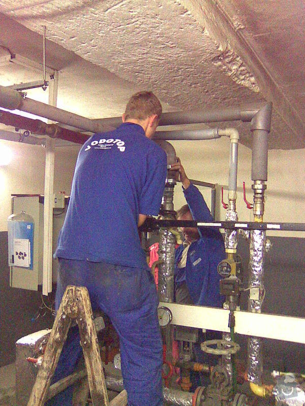 Dodávky a montáže ústředního topení a vody: Obraz007