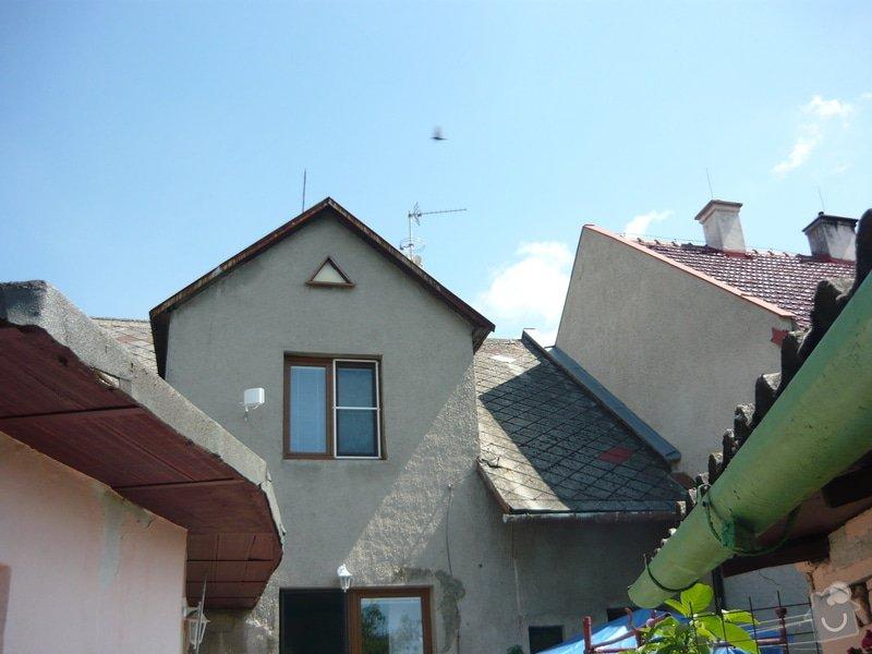 Výměna střešní krytiny: P1060267