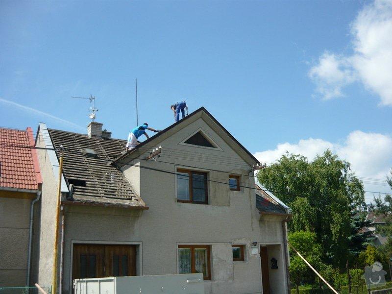 Výměna střešní krytiny: P1060271