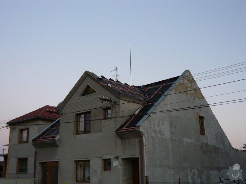 Výměna střešní krytiny: P1060287