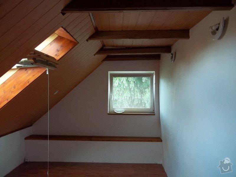 Rekonstrukce podkrovního pokoje: 104_0402