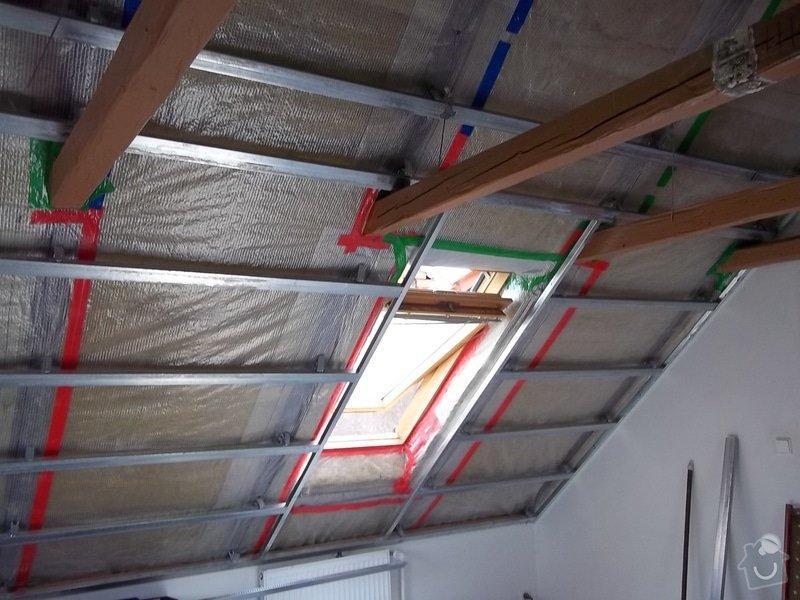 Rekonstrukce podkrovního pokoje: 104_0410
