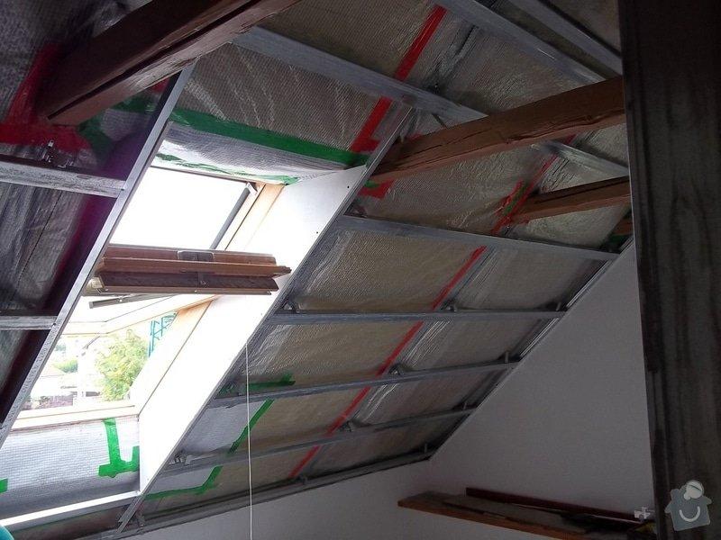 Rekonstrukce podkrovního pokoje: 104_0412