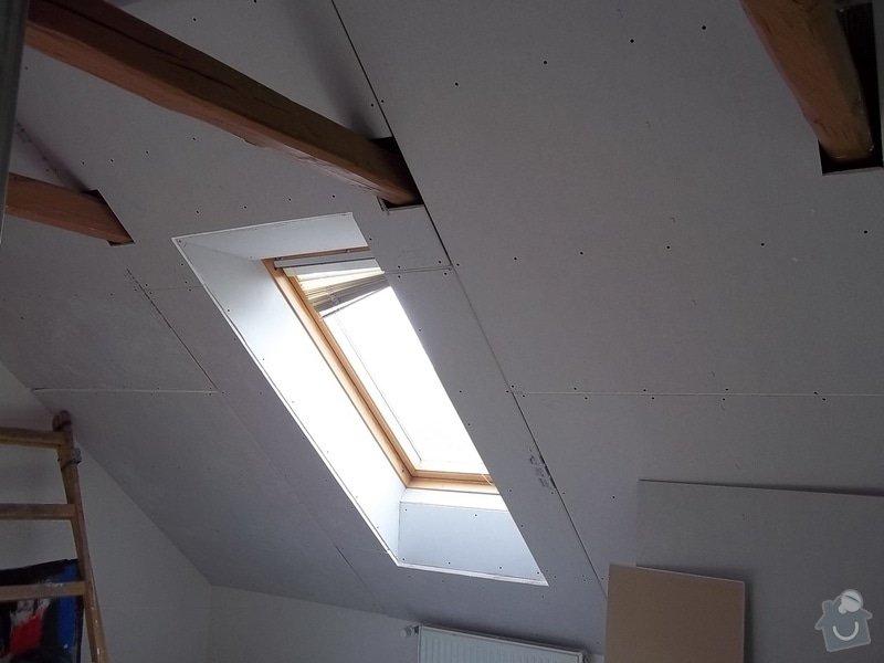 Rekonstrukce podkrovního pokoje: 104_0413