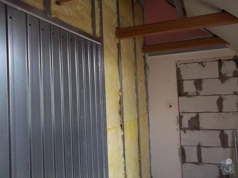 Rekonstrukce podkrovního pokoje: 104_0418
