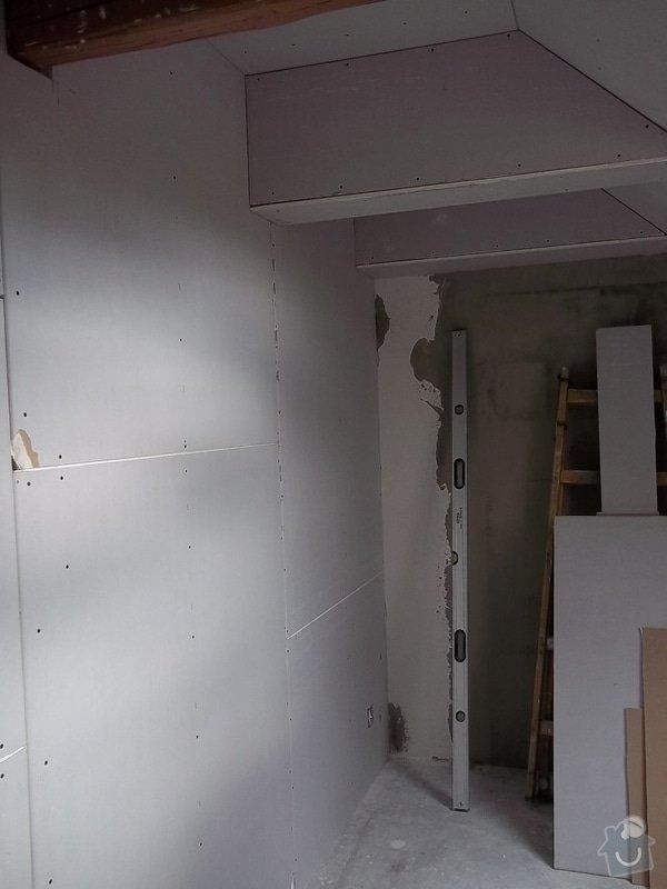 Rekonstrukce podkrovního pokoje: 104_0422