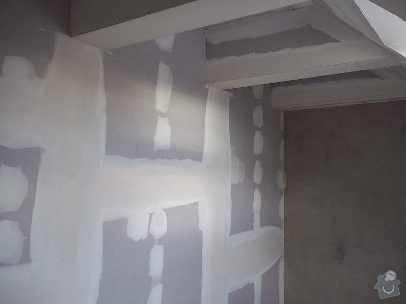 Rekonstrukce podkrovního pokoje: 104_0425
