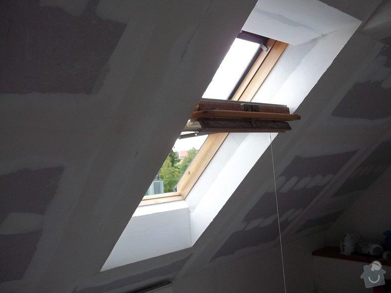 Rekonstrukce podkrovního pokoje: 104_0426