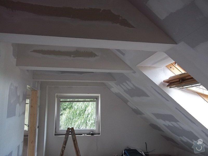 Rekonstrukce podkrovního pokoje: 104_0428