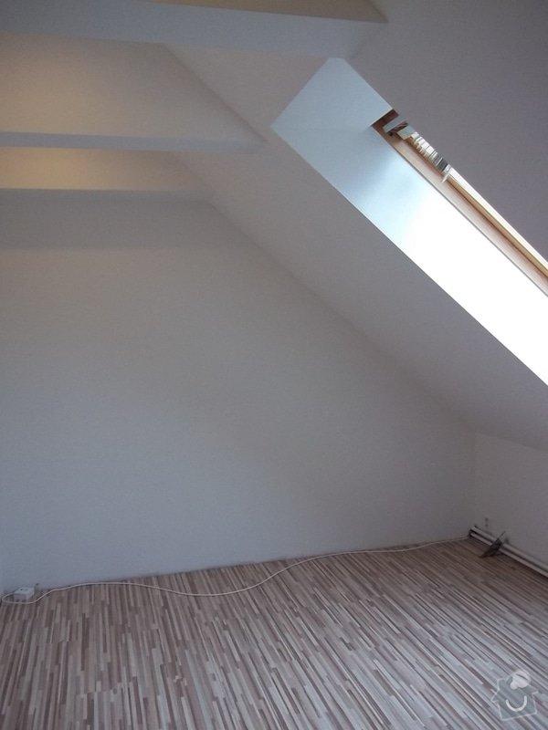 Rekonstrukce podkrovního pokoje: 104_0435