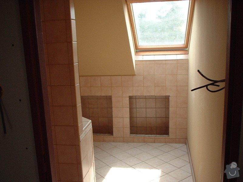 Rekonstrukce koupelny: DSCF0008