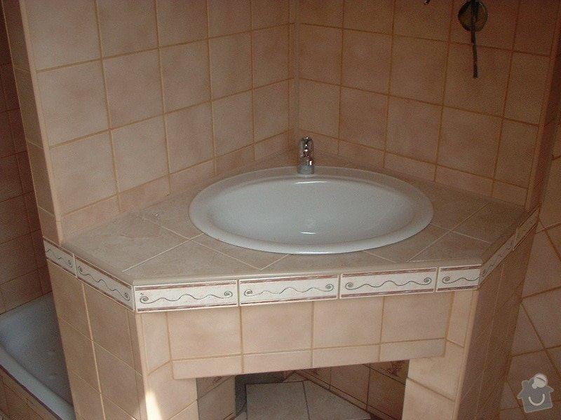 Rekonstrukce koupelny: DSCF0012