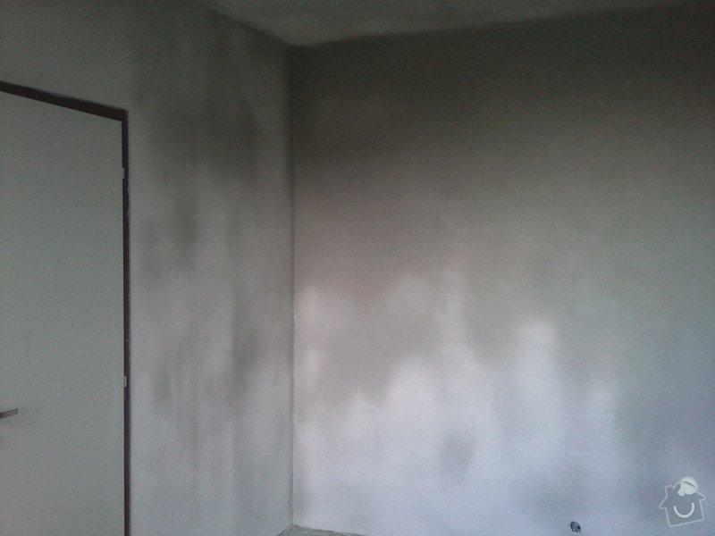 Renovace omítek,štuky v 1 pokoji v panelovém bytě : Fotografie139