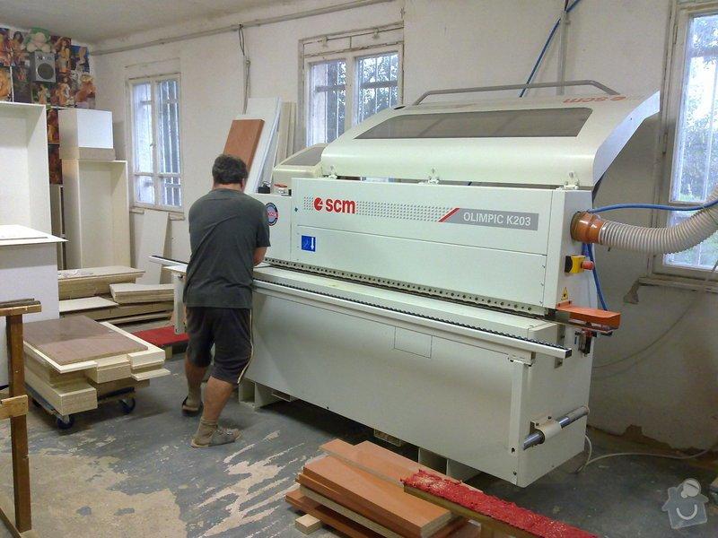 Výroba atypického stolu ve tvaru střechy: 19092011230