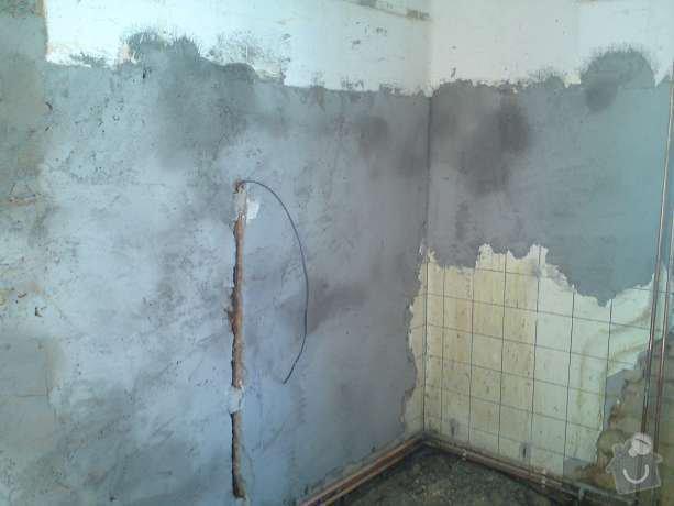 Elektroinstalační práce v bytě 1+1: DSC00506
