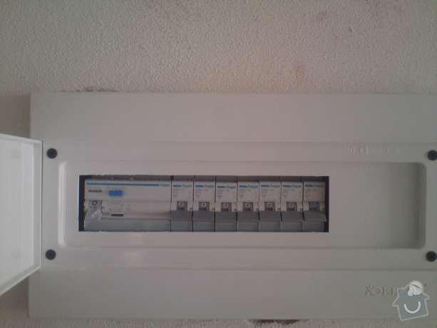 Elektroinstalační práce v bytě 1+1: DSC00603