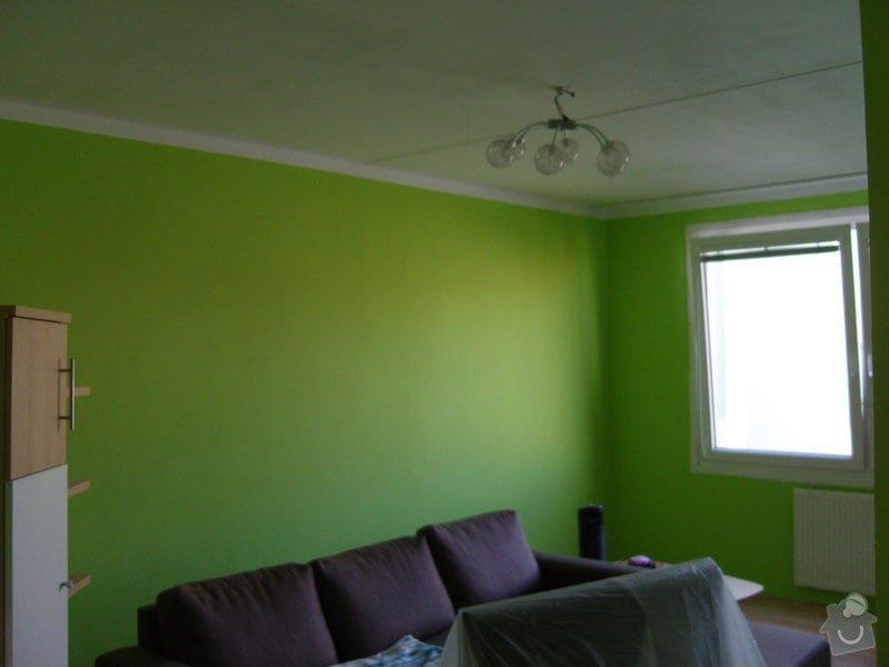 Štukování a vymalování čtyř pokojů : SNV81622
