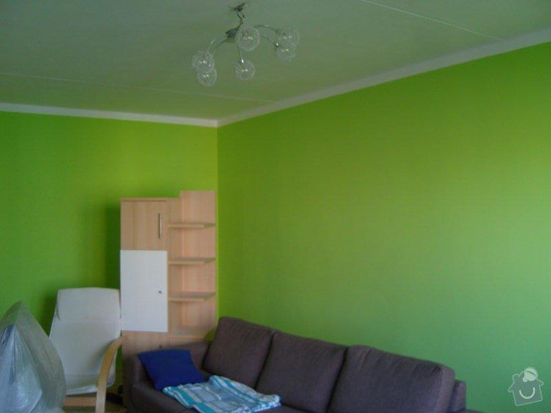 Štukování a vymalování čtyř pokojů : SNV81623