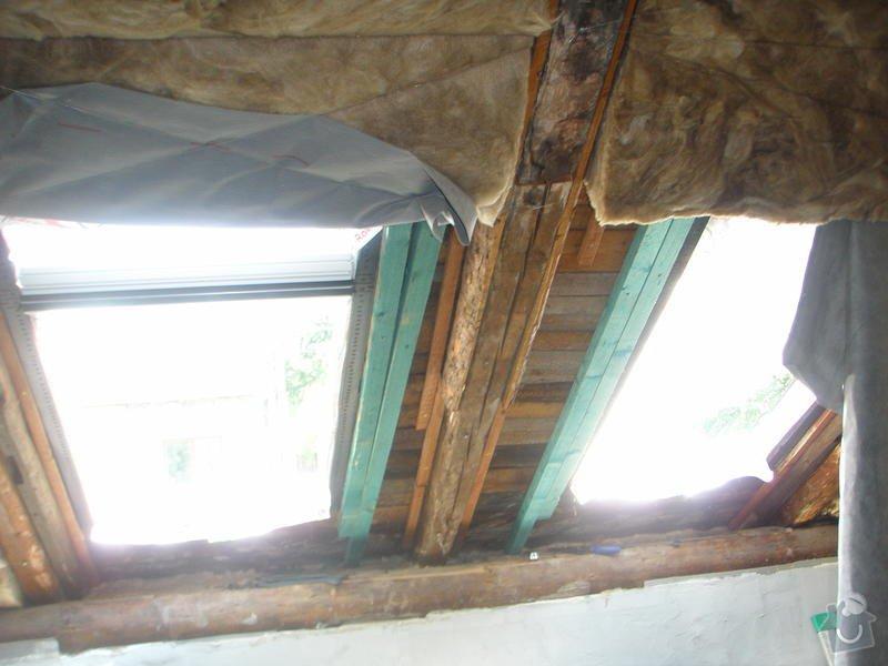 Sadrokartony a zednické práce: P8260341