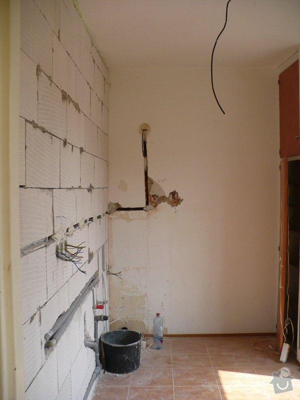 Rekonstrukce bytového jádra: P1100681