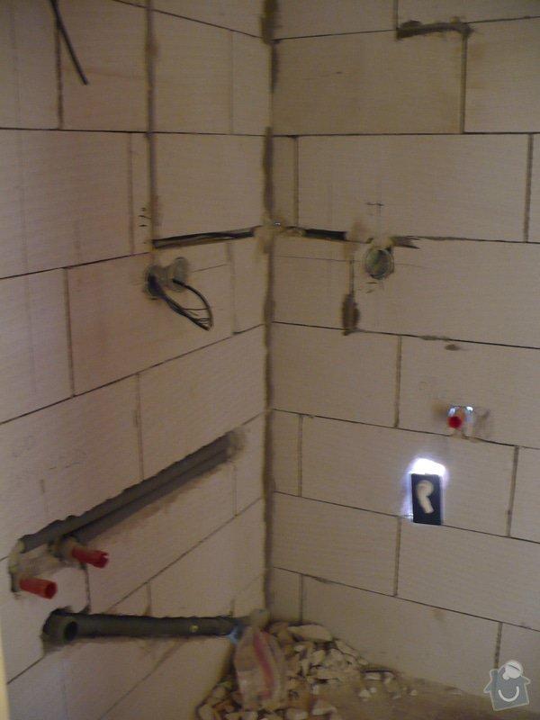 Rekonstrukce bytového jádra: P1100694