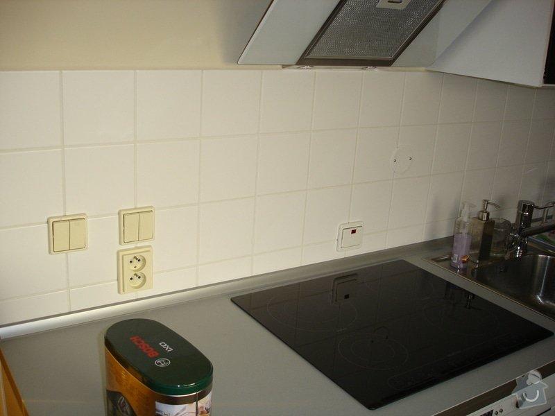 Nový obklad pod kuchyňskou linkou: DSC09696
