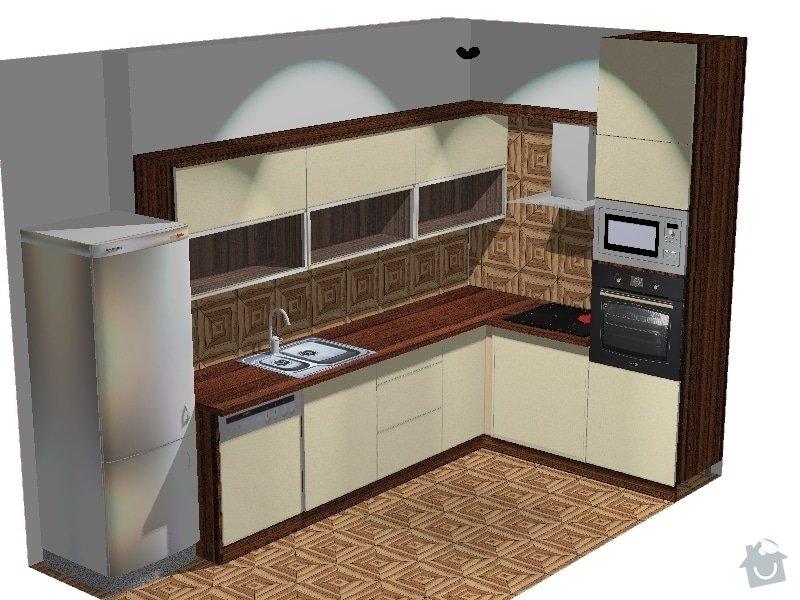 Kuchyně, vest. skříň: Kuchyne_-_Raskova_1