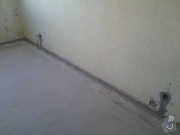 Rekonstrukce elektroinstalace v bytě: DSC00582