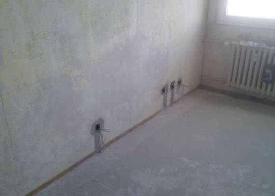 Rekonstrukce elektroinstalace v bytě