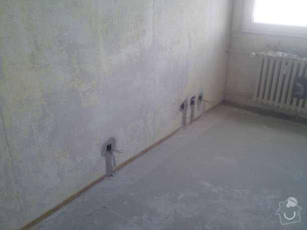 Rekonstrukce elektroinstalace v bytě: DSC00583