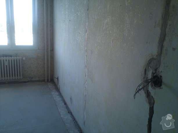 Rekonstrukce elektroinstalace v bytě: DSC00584