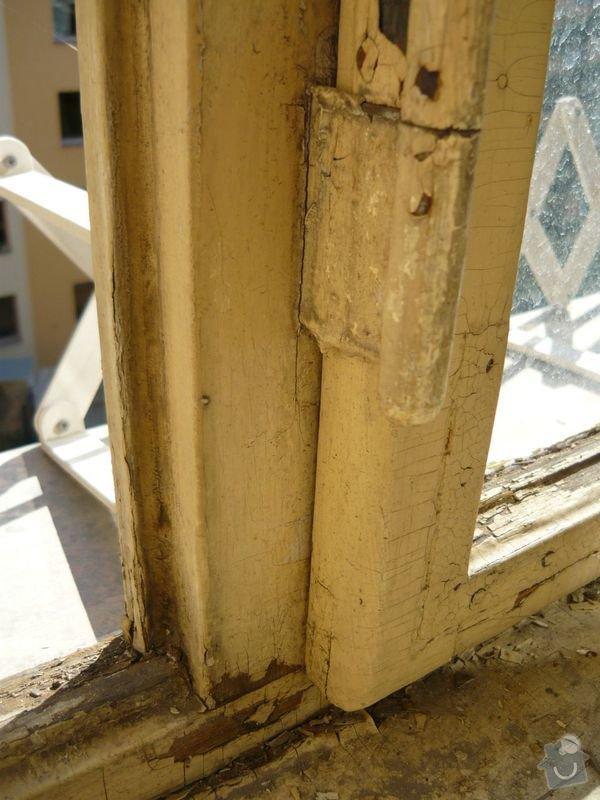 Repase drevenych oken: Okna_pred_315