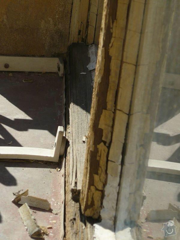 Repase drevenych oken: Okna_pred_319