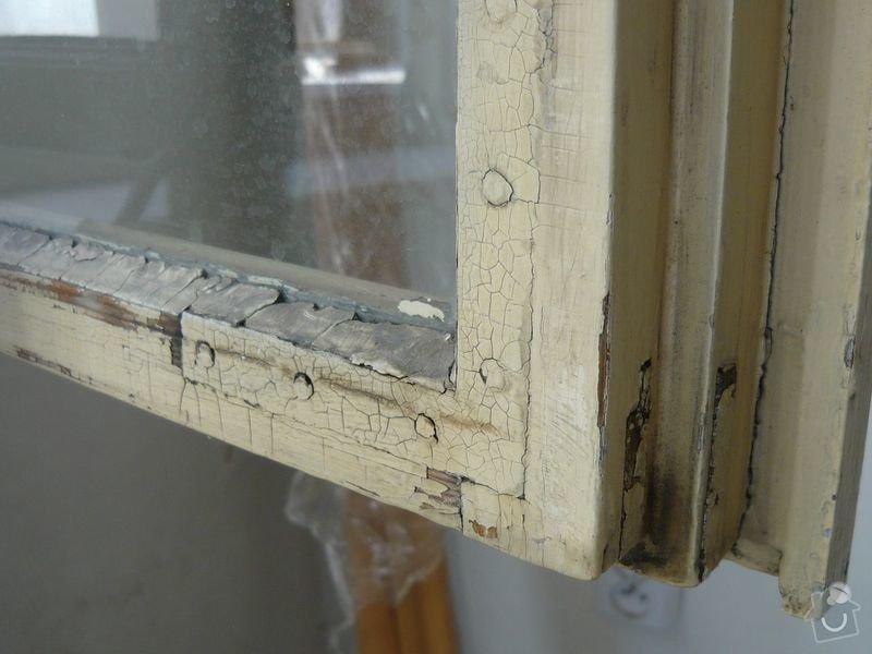 Repase drevenych oken: Okna_pred_331