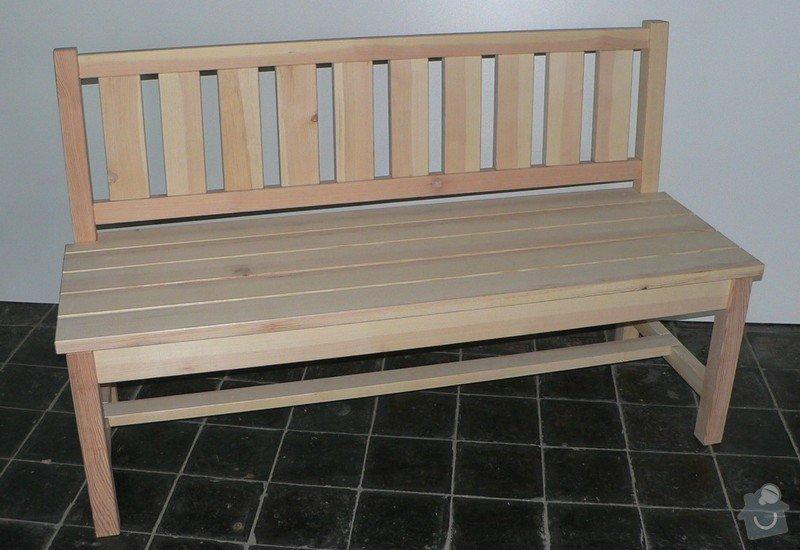 Zahradní nábytek na míru: g01