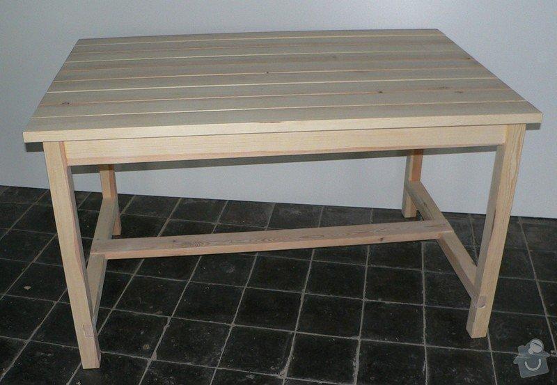 Zahradní nábytek na míru: g02