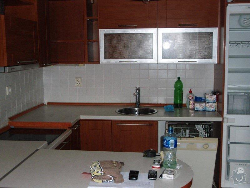 Výměna kuchyňské desky: P7040108