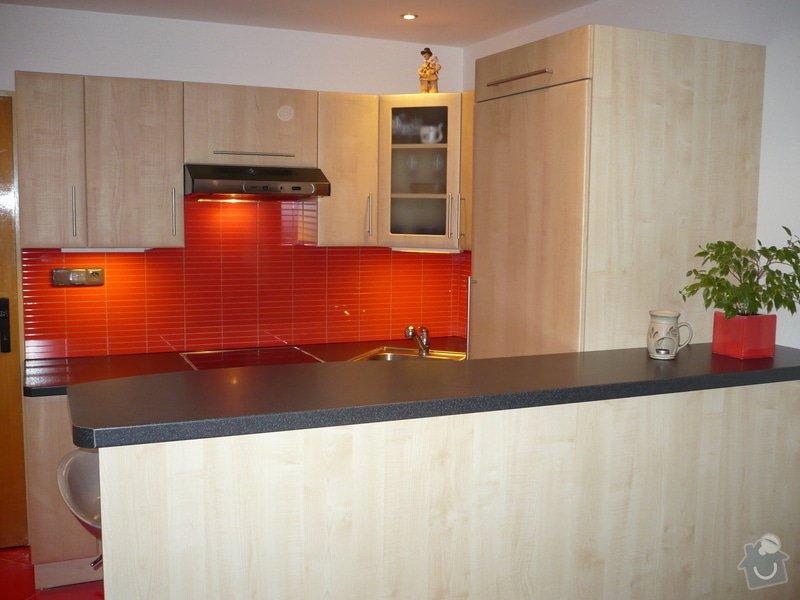 Kuchyňská linka: P1000534