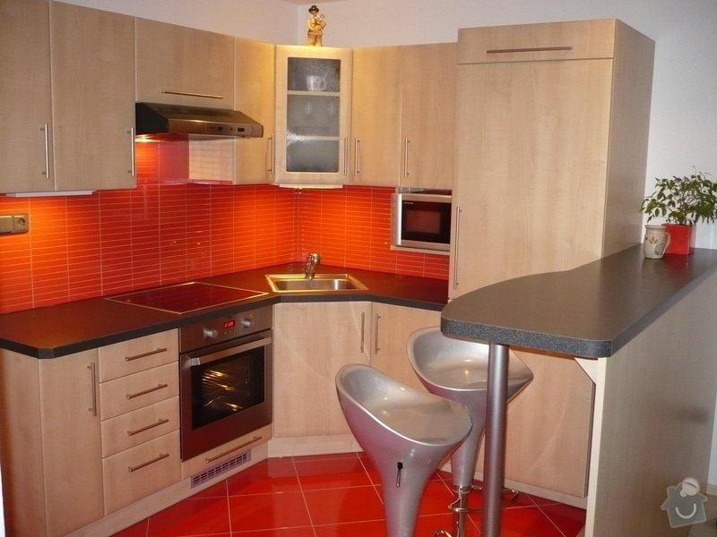 Kuchyňská linka: P1000536