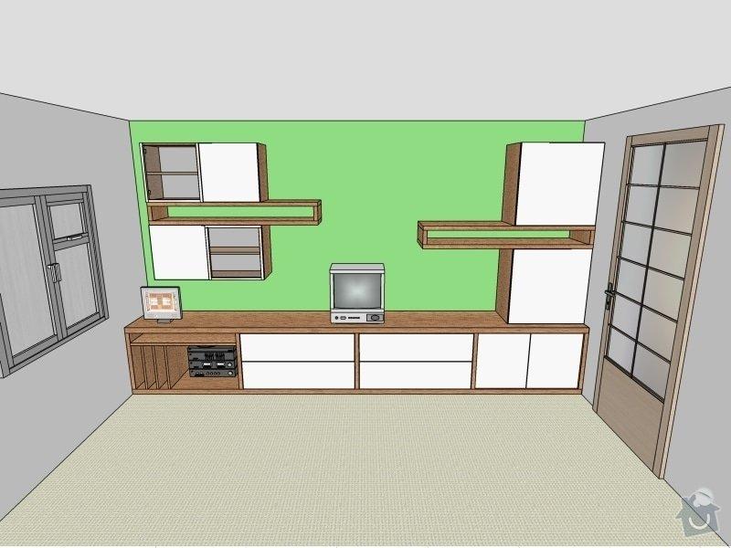 Obývací pokoj: Obyvaci_pokoj_-_Chvalkova_2